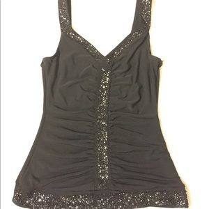 Rampage sequined top Size Medium